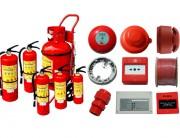thiết bị phòng cháy chữa cháy toàn quốc