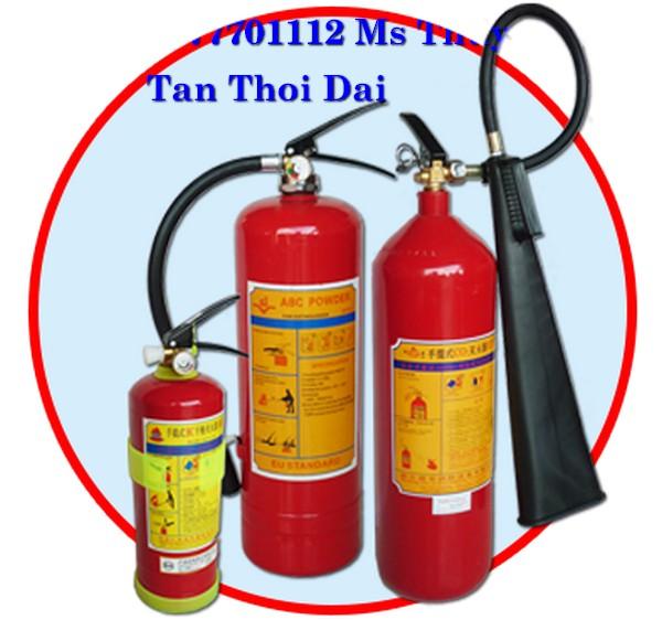 thiết bị chữa cháy công ty TÂN THỜI ĐẠI