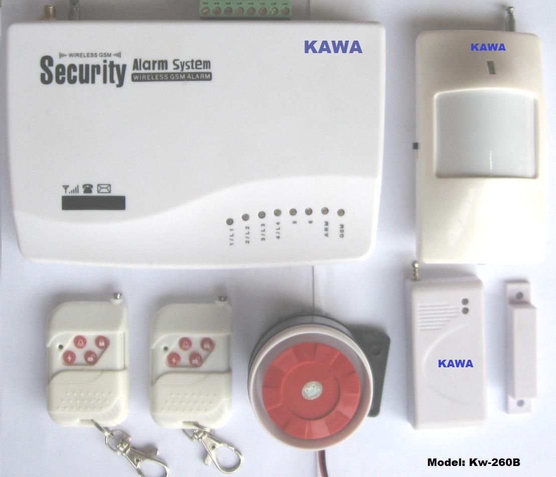 thiết bị báo cháy không dây tại đà nẵng