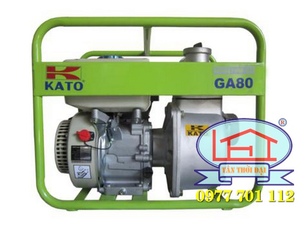 Máy bơm nước Kato GA80, May bom nuoc Kato GA80