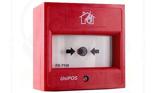 Hệ báo cháy địa chỉ UniPOS - EU | Thi Công, Lắp đặt, Thiết bị Pccc